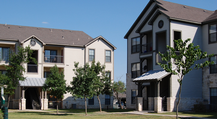 San Antonio Apartment Rentals at White Rock Apartment Homes in San Antonio, Texas