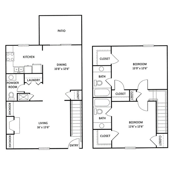 Floorplan - Broadland (B2) image