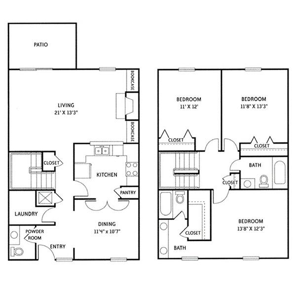 Floorplan - Concord (C2) image