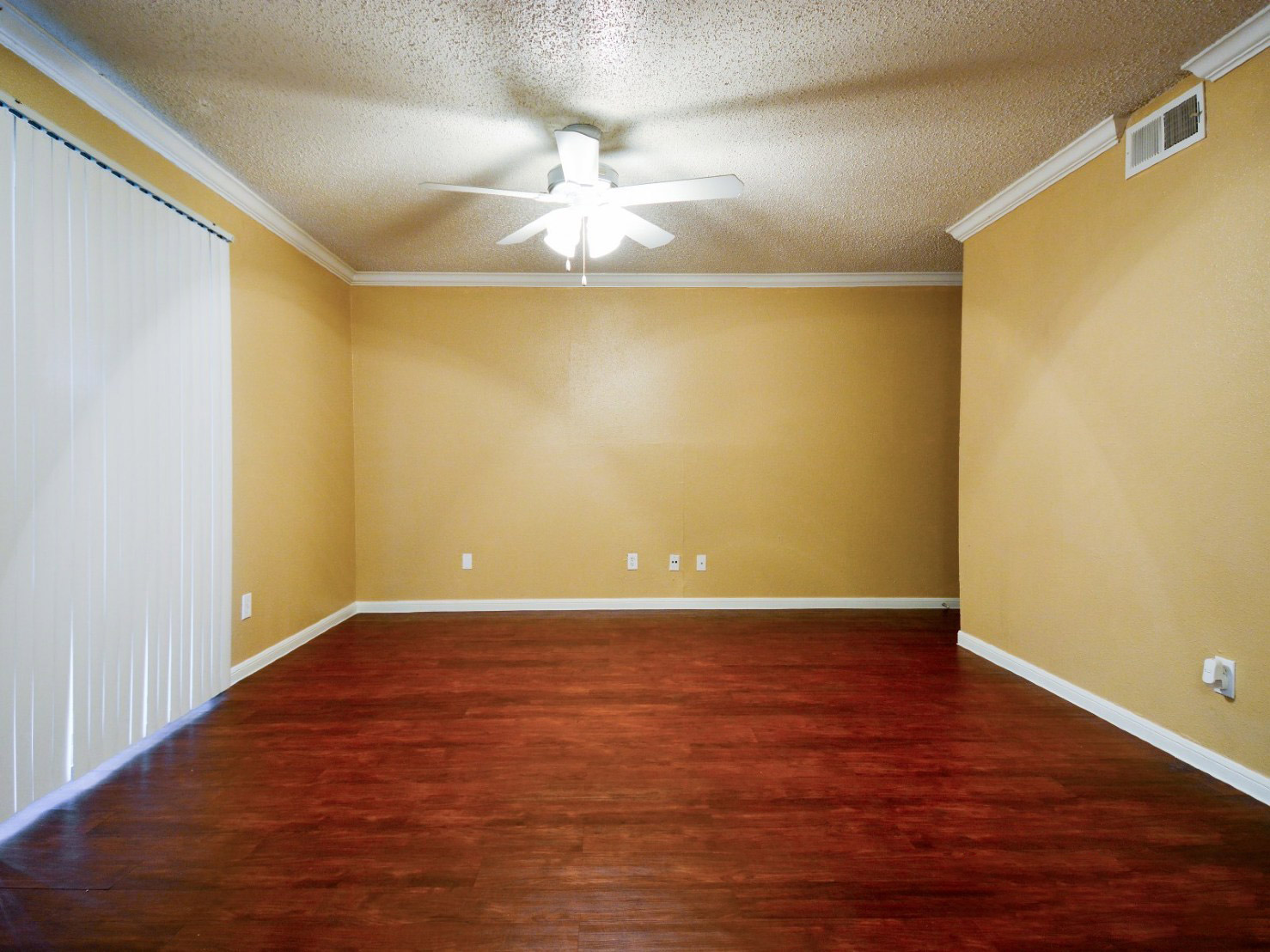 Stylish Hardwood Flooring at Waters at Barton Creek Apartments in Austin, TX