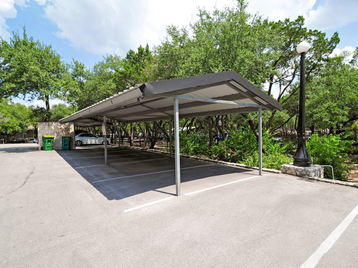 Covered Parking at Windsor at Barton Creek Apartments in Austin, TX