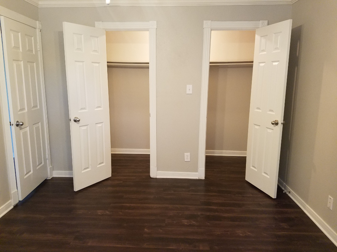 Ample Closet Storage Space at Waters at Barton Creek Apartments in Austin, TX