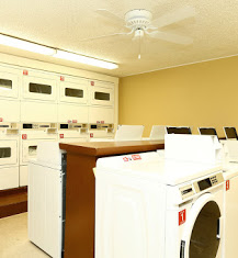 Convenient Laundry Facility at Waters at Barton Creek Apartments in Austin, TX