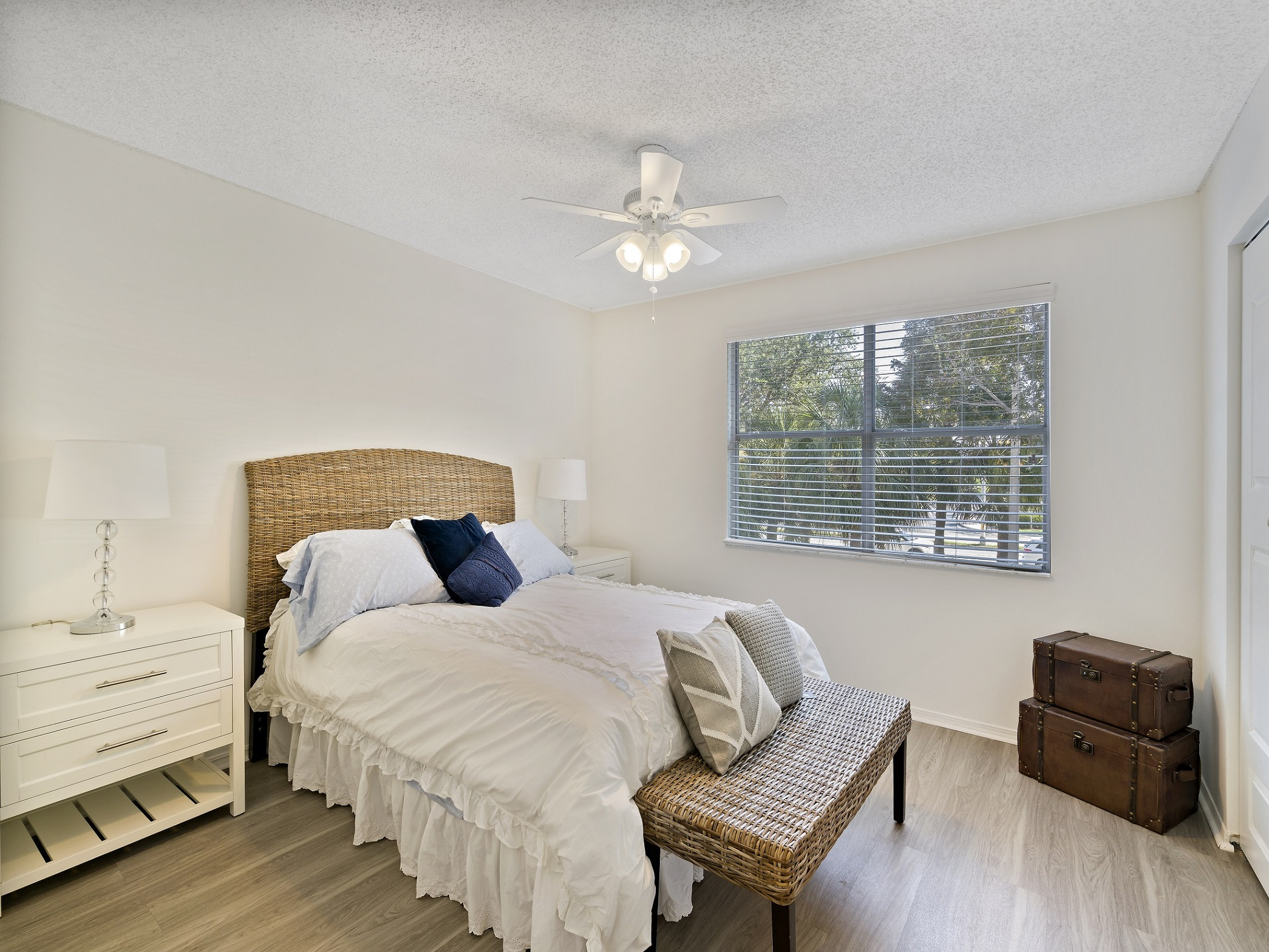 Two Bedroom Apartments at Windsor Castle Apartments in Coral Springs, Florida