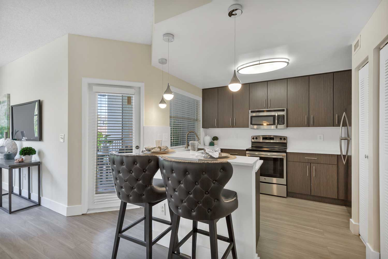 Fully Gated Community at Windsor Castle Apartments in Coral Springs, Florida