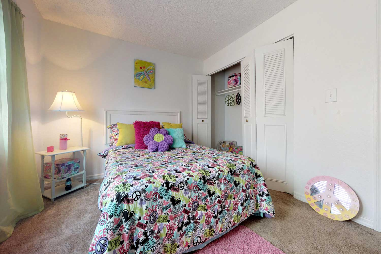 Extra Bedrooms for Children or Guests at Windsor Forest Apartments in Pompano Beach, FL