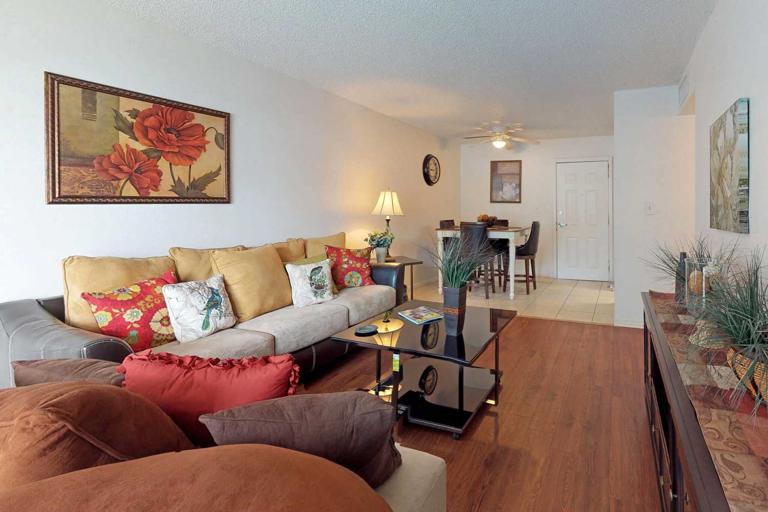 Open Floor Plans at Windsor Forest Apartments in Pompano Beach, FL