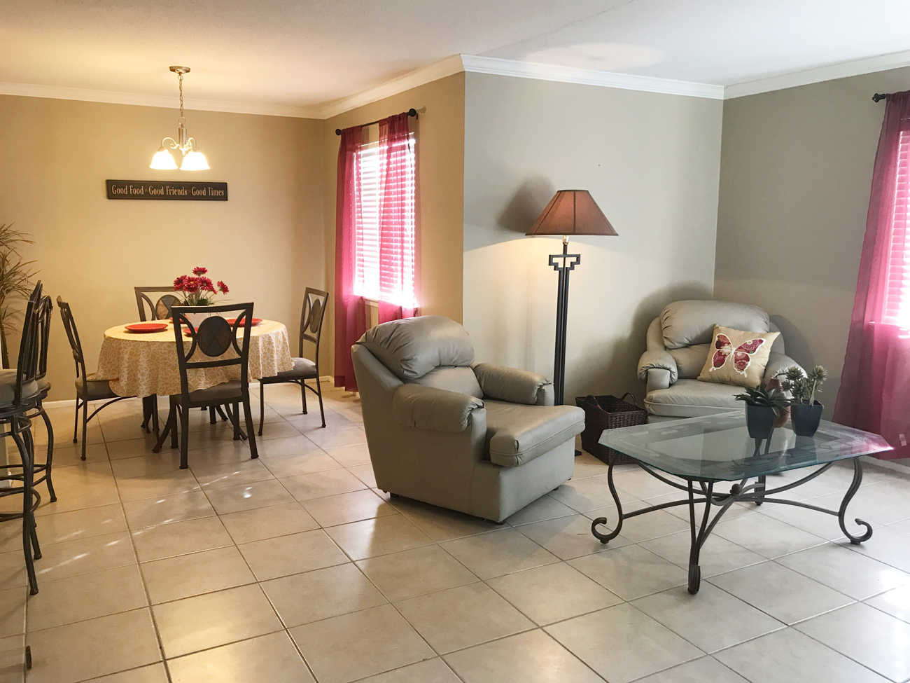Upgraded Flooring at Windsor Park Apartments in Victoria, Texas