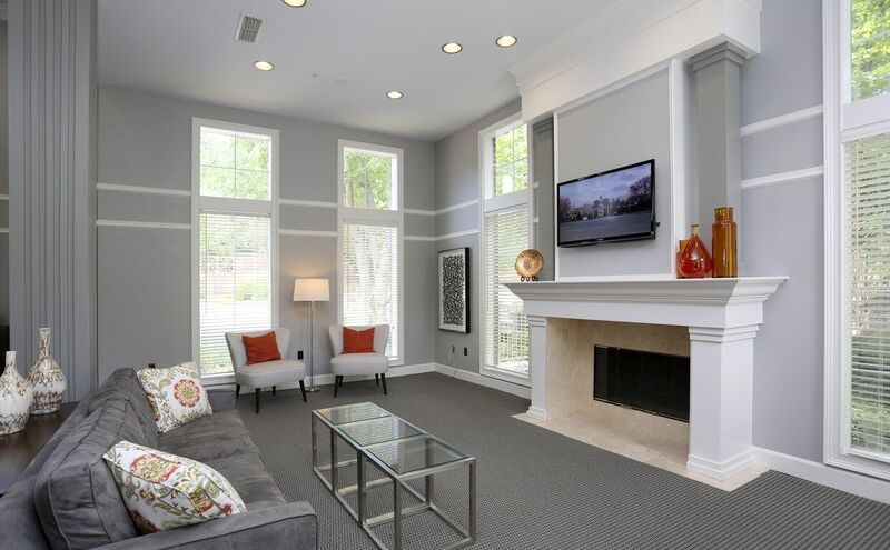 Spacious One, Two and Three-Bedroom Homes at Windward Place Apartments in Alpharetta, Georgia