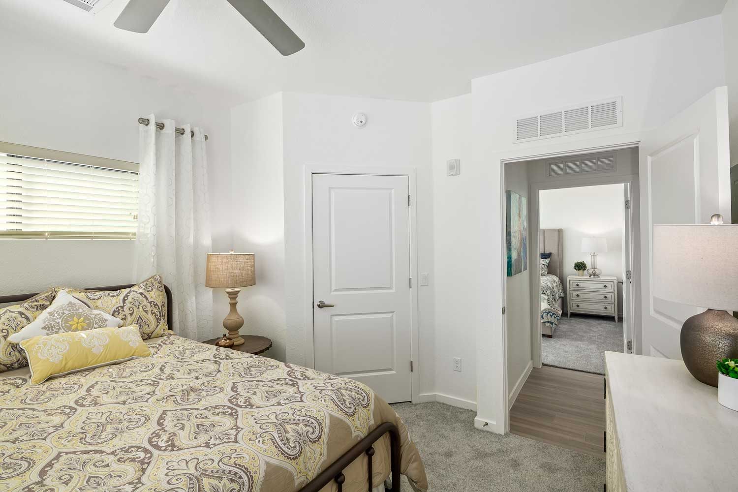 Spacious Bedroom at Winfield at the Ranch Apartments in Prescott, AZ