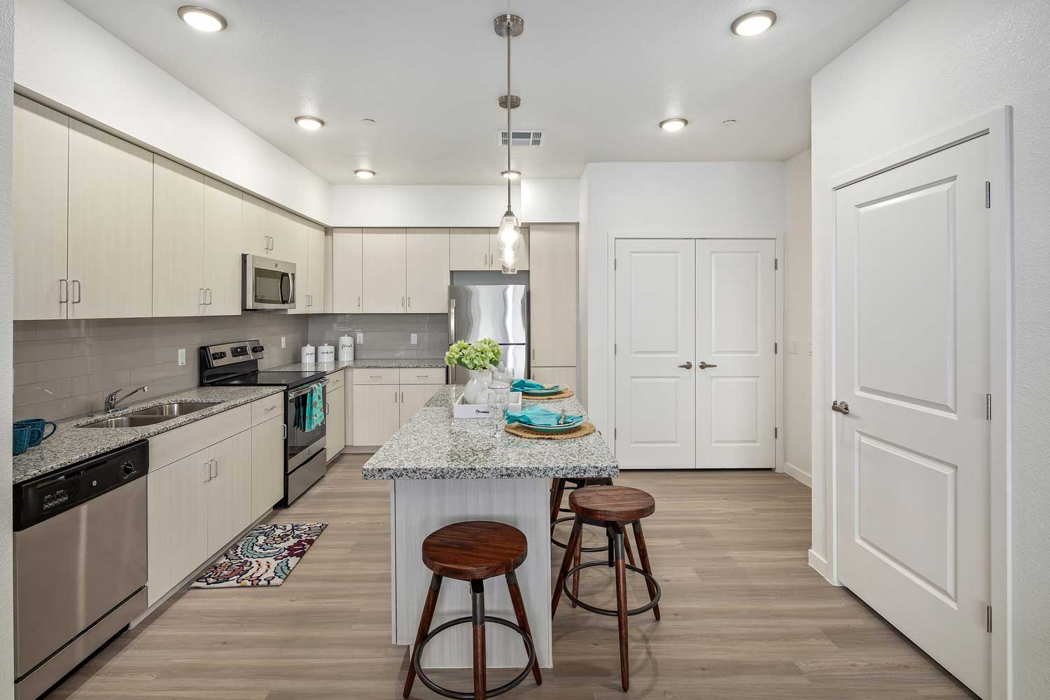 Stylish Kitchen at Winfield at the Ranch Apartments in Prescott, AZ