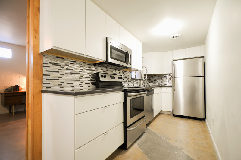 Fully-Equipped Kitchen at The Winfield of Scottsdale Apartments in Scottsdale, Arizona