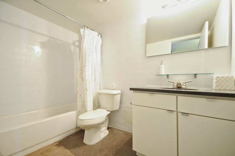 Recently Updated Bathrooms at The Winfield of Scottsdale Apartments in Scottsdale, Arizona