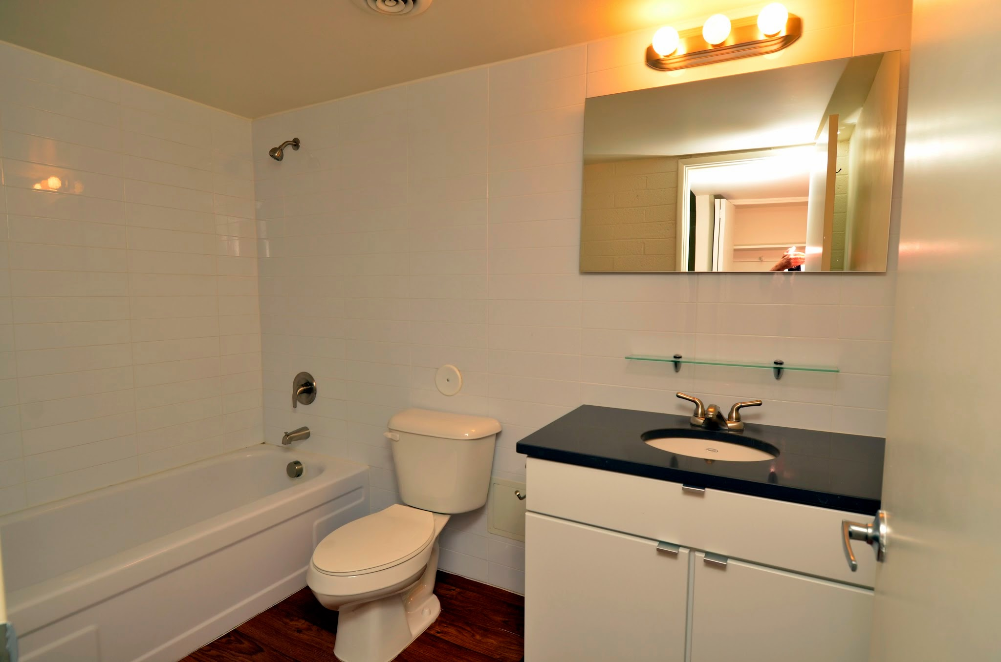 Spacious Bathrooms at The Winfield of Scottsdale Apartments in Scottsdale, Arizona