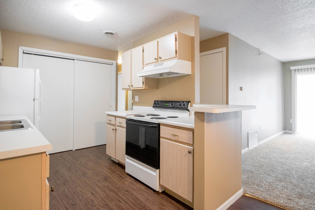 Open Living Areas at Woodbury Heights Apartments in Sioux City, IA