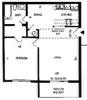 Floorplan - Alpine image