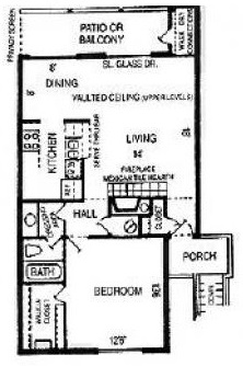 Floorplan - Jewel image