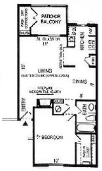 Floorplan - Timberline image