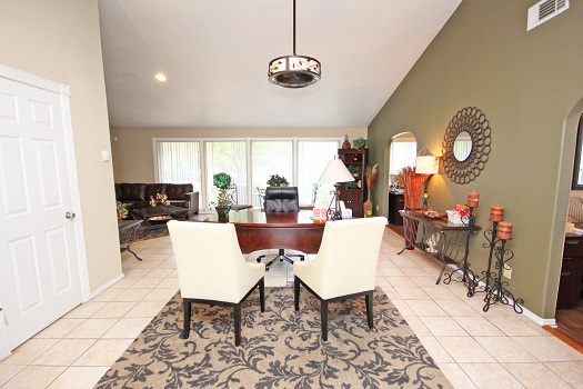 Spacious Common Community Areas at The Woodlands Apartments in Fort Worth, Texas