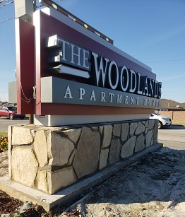 Spacious Floor Plans at The Woodlands Apartments in Fort Worth, Texas