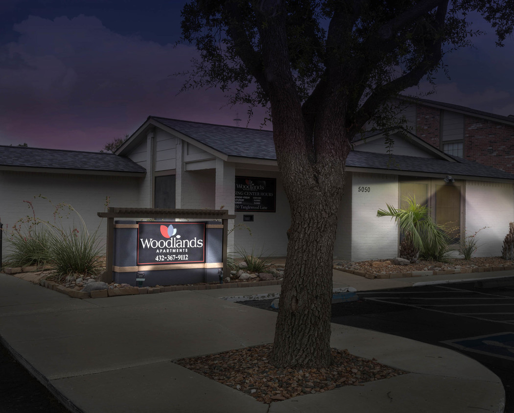 Maintenance-Free Living at Woodlands Apartments in Odessa, Texas