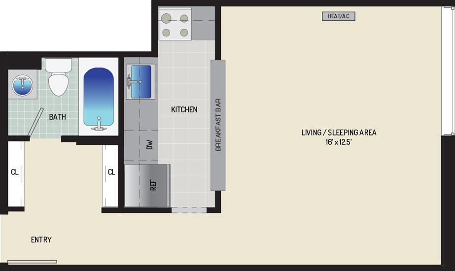 Woodmont Park Apartments - Apartment 415400-101-A1