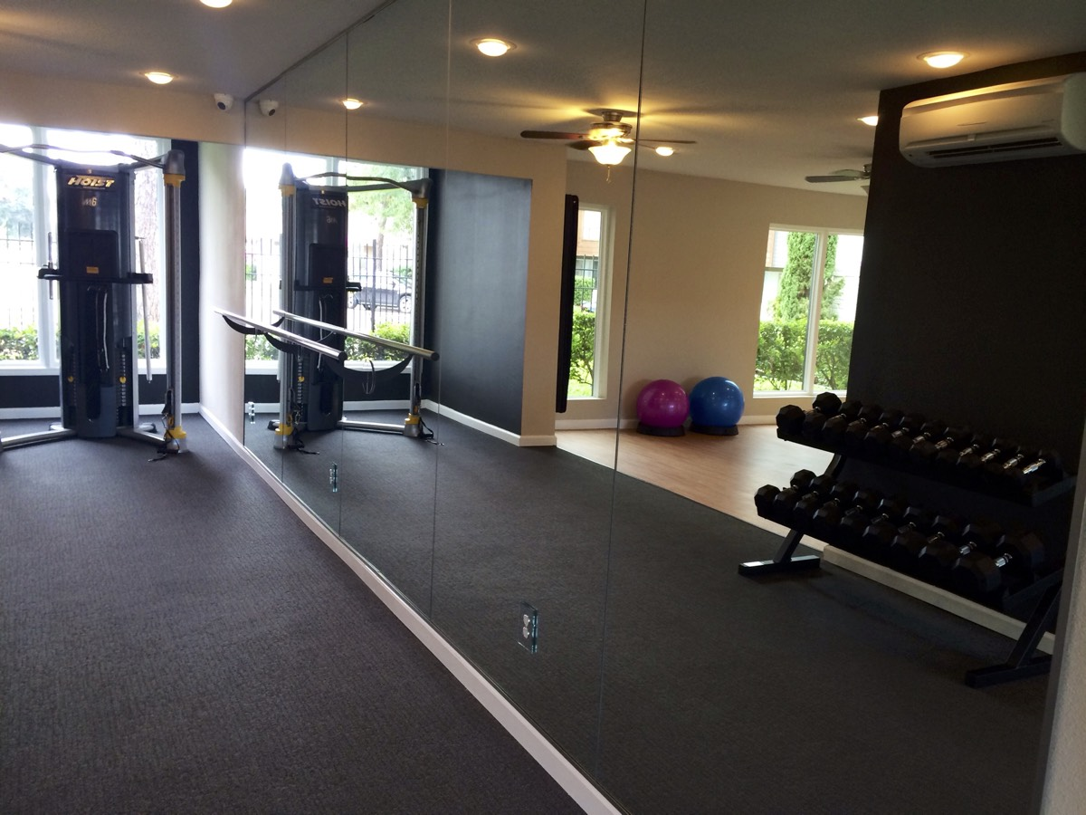 Fitness Classes Available at Woods at Spring Grove Apartments in Houston, Texas