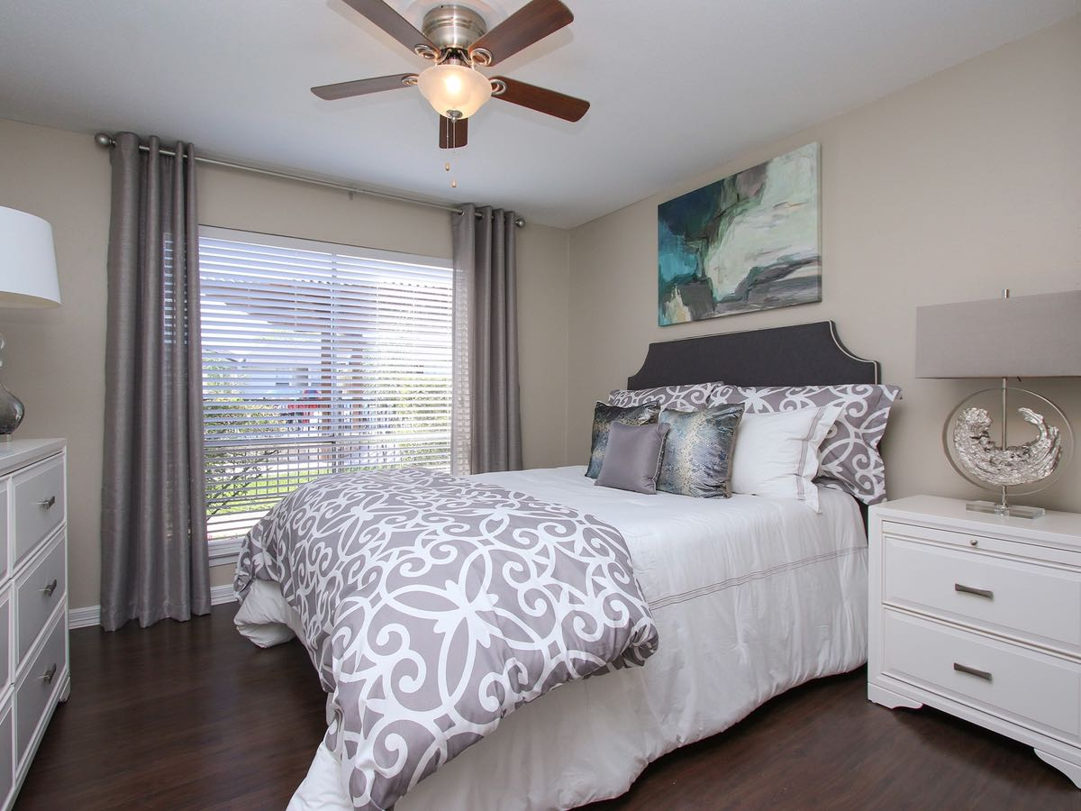 One-Bedroom Apartments for Rent at Woods at Spring Grove Apartments in Houston, Texas