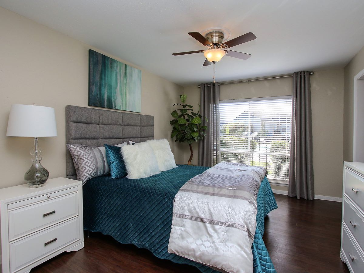 Two-Bedroom Apartments for Rent at Woods at Spring Grove Apartments in Houston, Texas