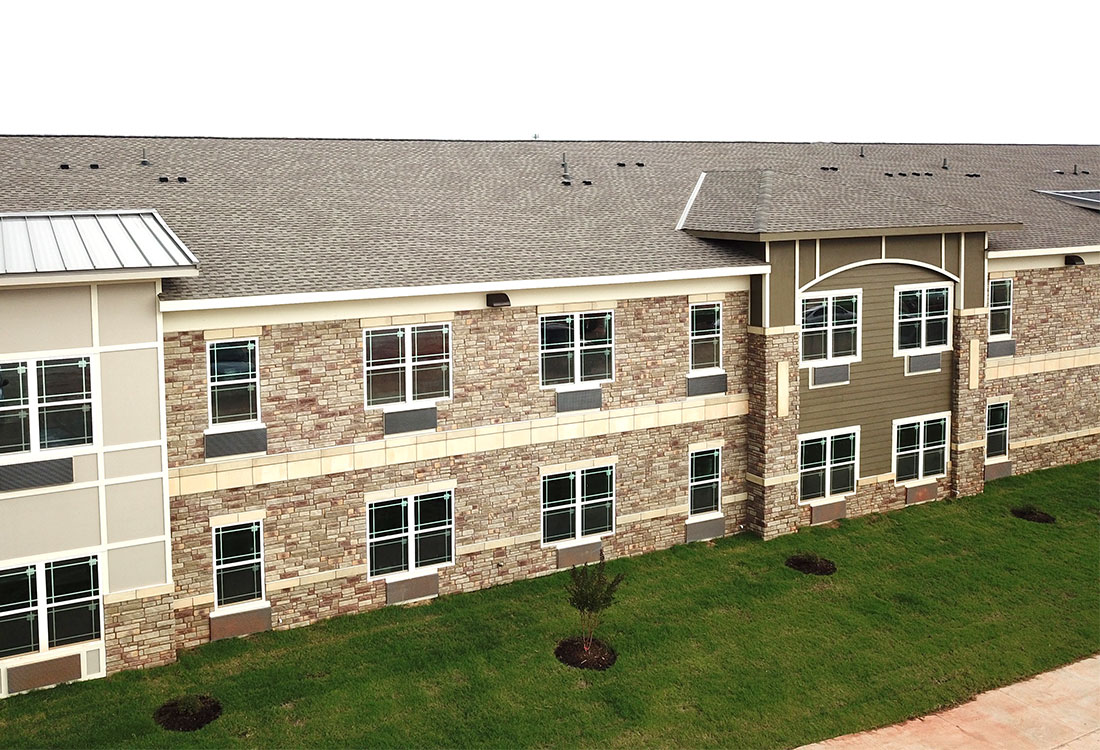 Apartments for Seniors at The Residence at Yukon Hills Apartments in Yukon, Oklahoma