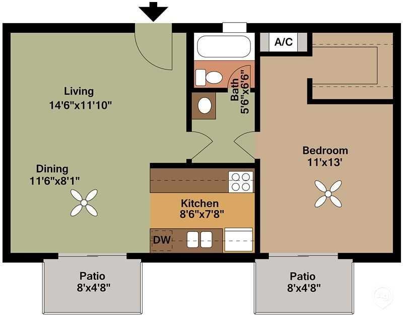 Floorplan - Rosaline image