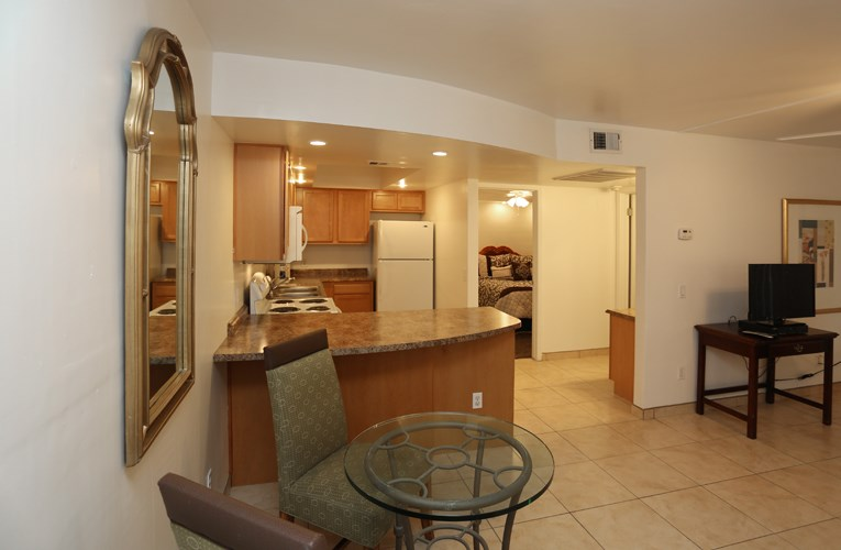 Spacious Floor Plans at Zazu Apartments in Phoenix, Arizona