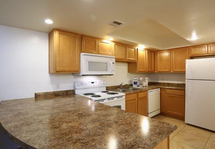 Ample Counter Space at Zazu Apartments in Phoenix, Arizona